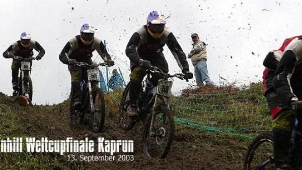 Downhill in Kaprun