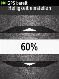 Beleuchtung ist bei mir immer ein und tagsüber bei 0%