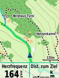 Berg-Infos und Hütten