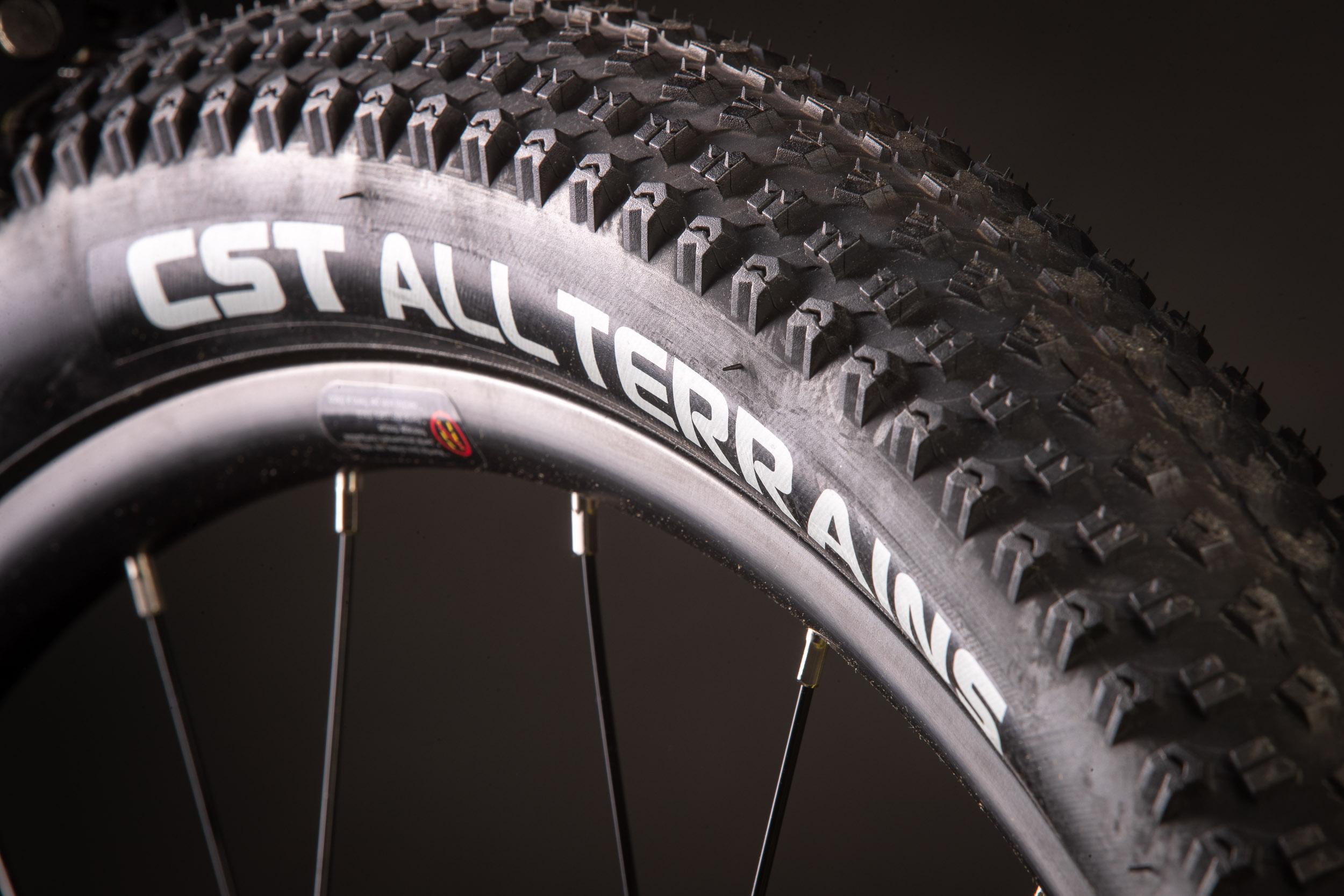 #1 Breite Plus-Reifen in 2,4 Zoll für maximalen Komfort