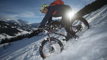 UCI-Rennen auf Schnee