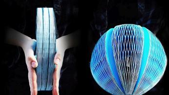 EcoHelmet - aus Papier
