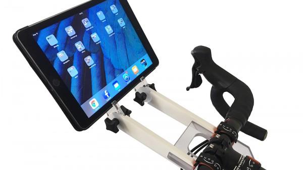 Padbone: Tablet-Halterung fürs Rollentraining