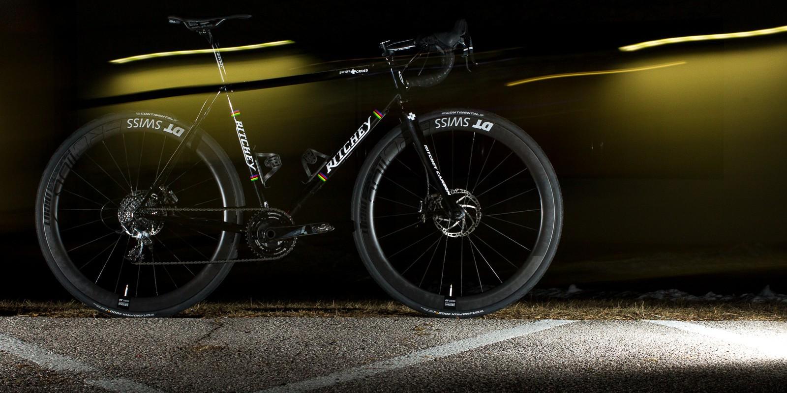 DT Swiss ERC 1100 Laufräder im Test