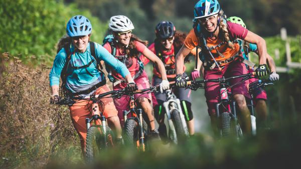 Bike Women Camp 2017