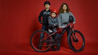 Canyon präsentiert Kinderräder