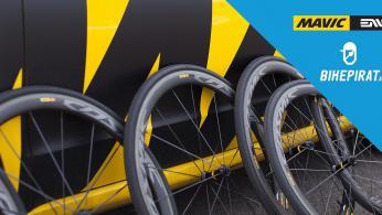 Bikepirat.at: Mavic Race Service