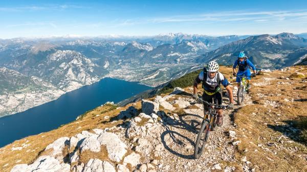 Das Trentino: der perfekte Ort für Mountainbiker