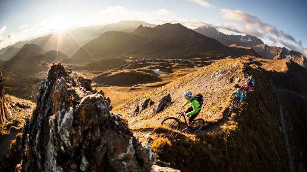 Neuer Trail und Partner für Ischgl