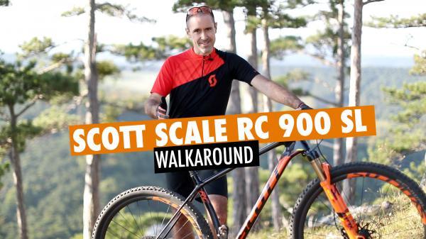 Langzeit-Erfahrungen + Video Scott Scale RC 900 SL