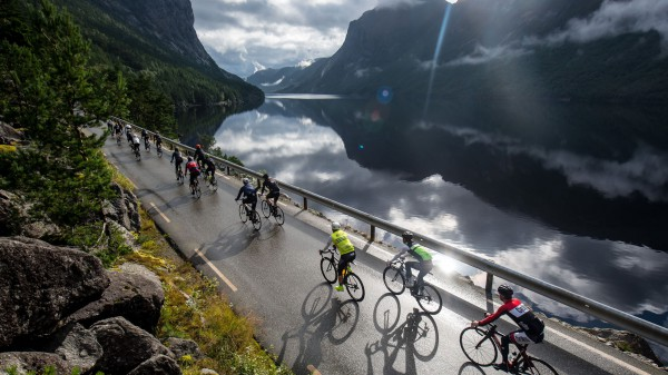 Haute Route Cycling Series 2018