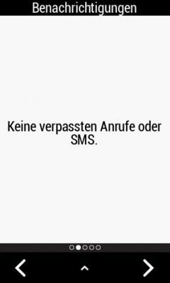 SMS-Benachrichtigungen