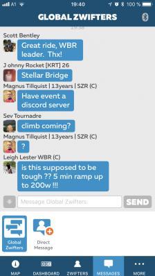Gruppen-Chat