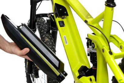 Akku-Technisch lässt Panasonic dem Hersteller die Freiheit.