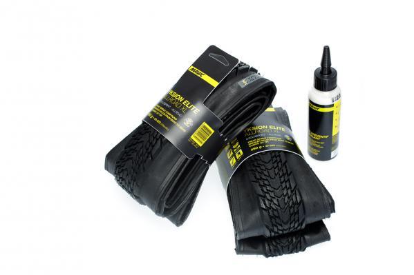 Umrüstung auf den Allroad XL Reifen