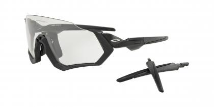 Scenic Grey Matte Steel with Clear Black Photochromic
