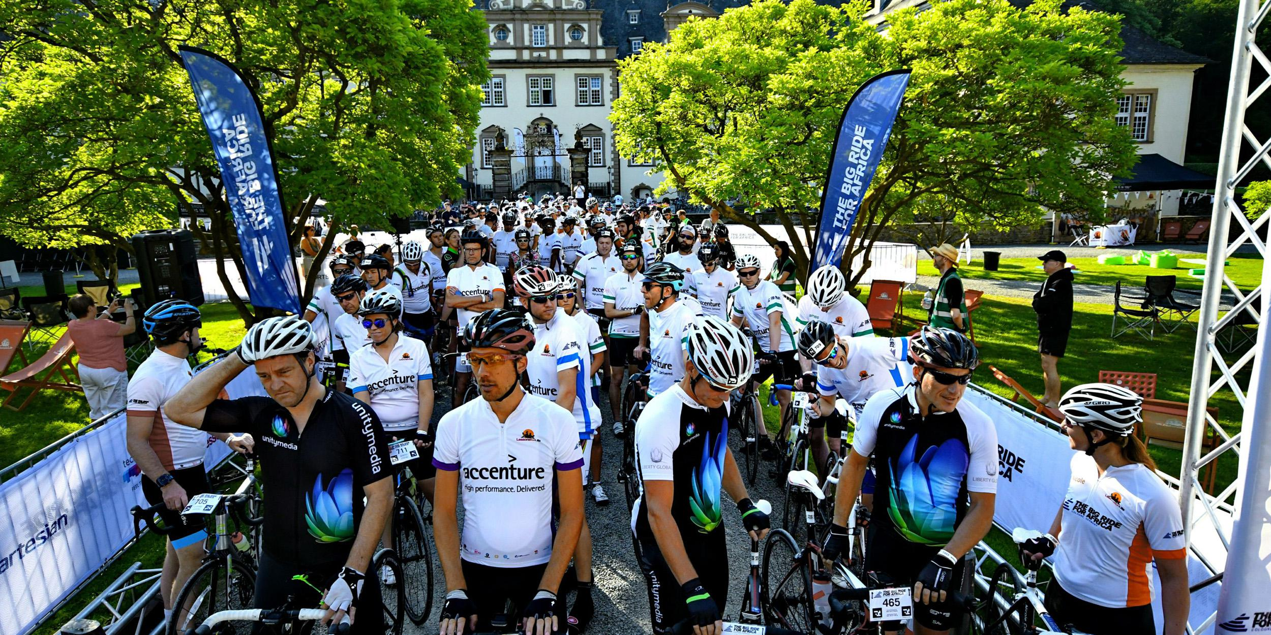The Big Ride for Africa