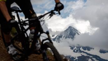 Biken zwischen Nationalpark und Trail-Flow