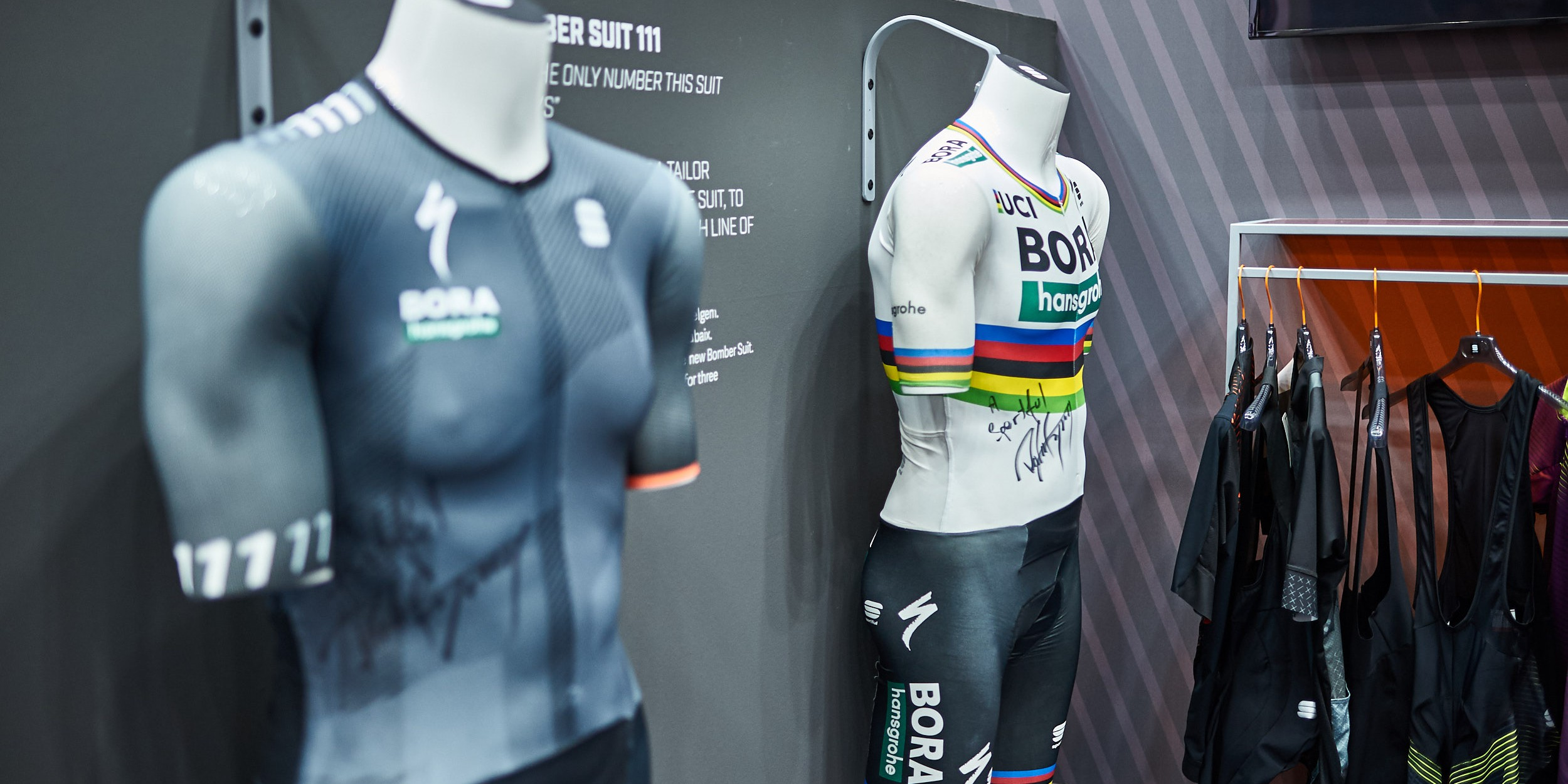 SPORTFUL Bomber Suit 111 & Supergiara 2019