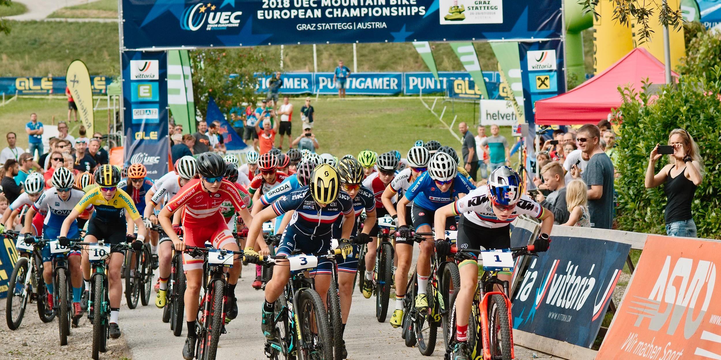 Bildbericht Europameisterschaften Graz/Stattegg