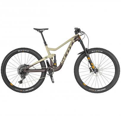 Am Ransom 920/720 Alu-Bike verrichten ein Fox Nude T (ohne den Switch des TR), eine Fox 36 Float Performance, Shimano MT 500 Bremsen und Srams NX Eagle ihren Dienst. Preis: 3.899 Euro.