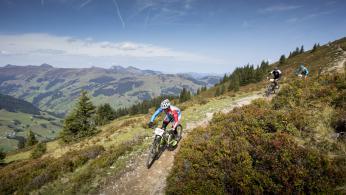 20 Jahre World Games of Mountainbiking