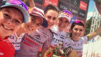 """#MTBgirls """"Go Out and Ride your Bike!"""""""