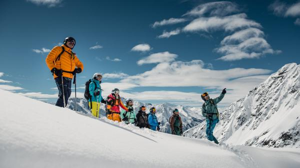 SAAC Wintercamps