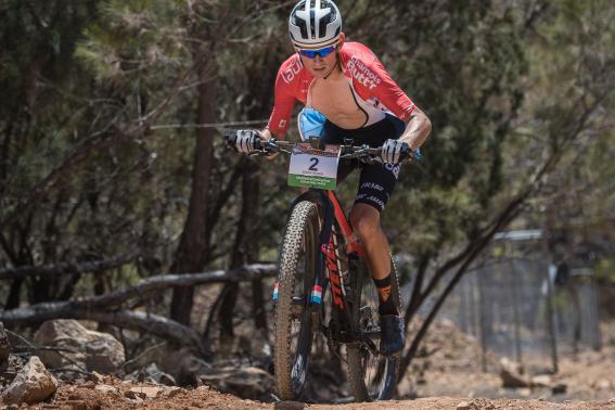Soren Nissen belegte Rang 3 overall.