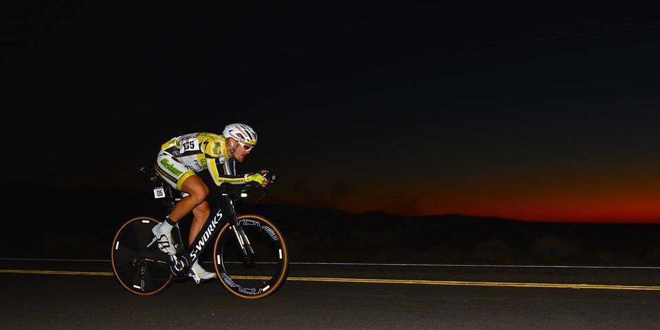 Christoph Strasser stellt neuen 24h Rekord auf!