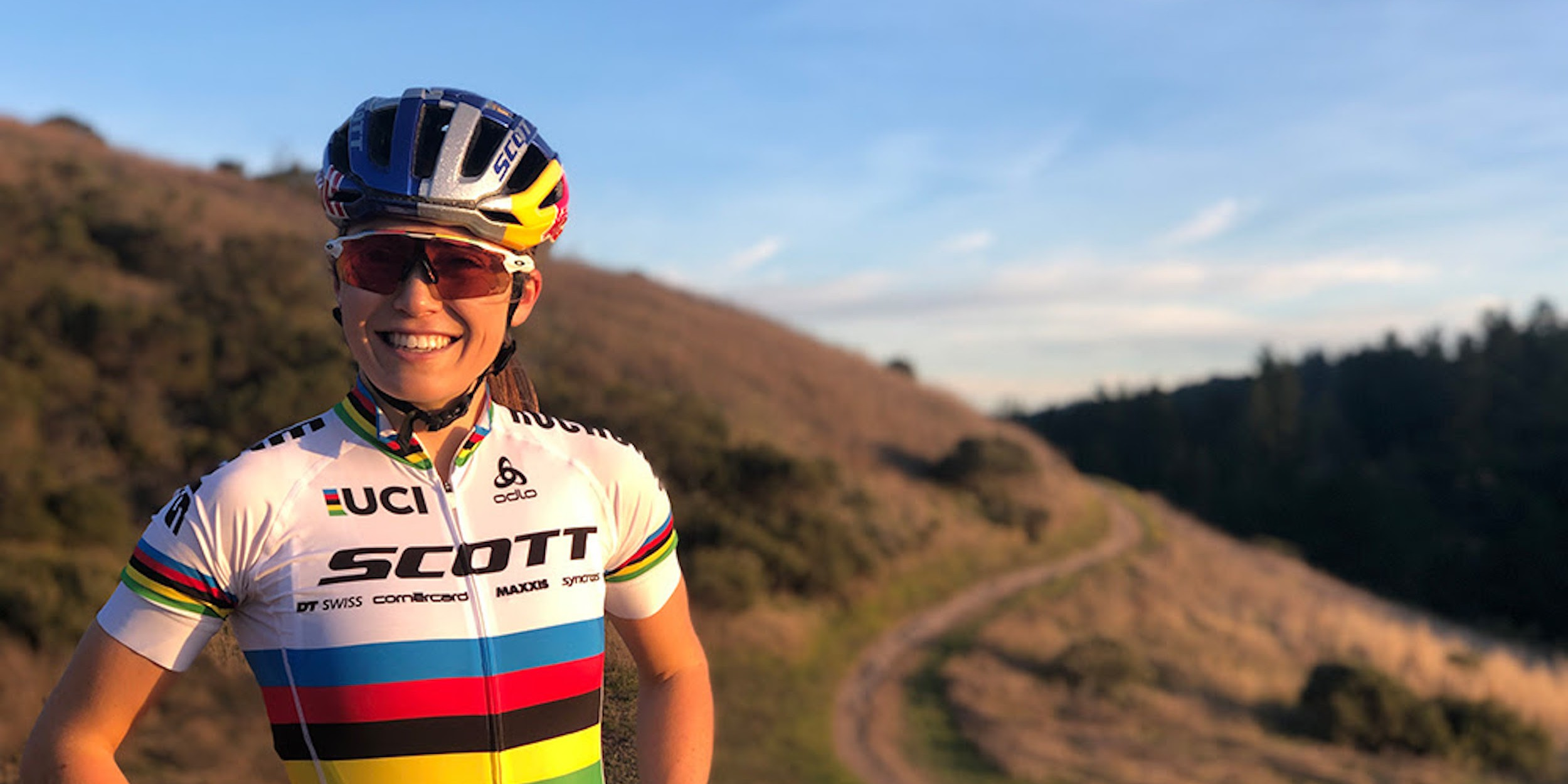 Kate Courtney wechselt zu Scott-Sram