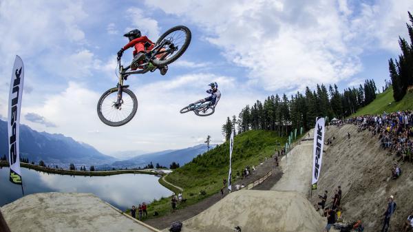 Crankworx 2019 wieder in Innsbruck
