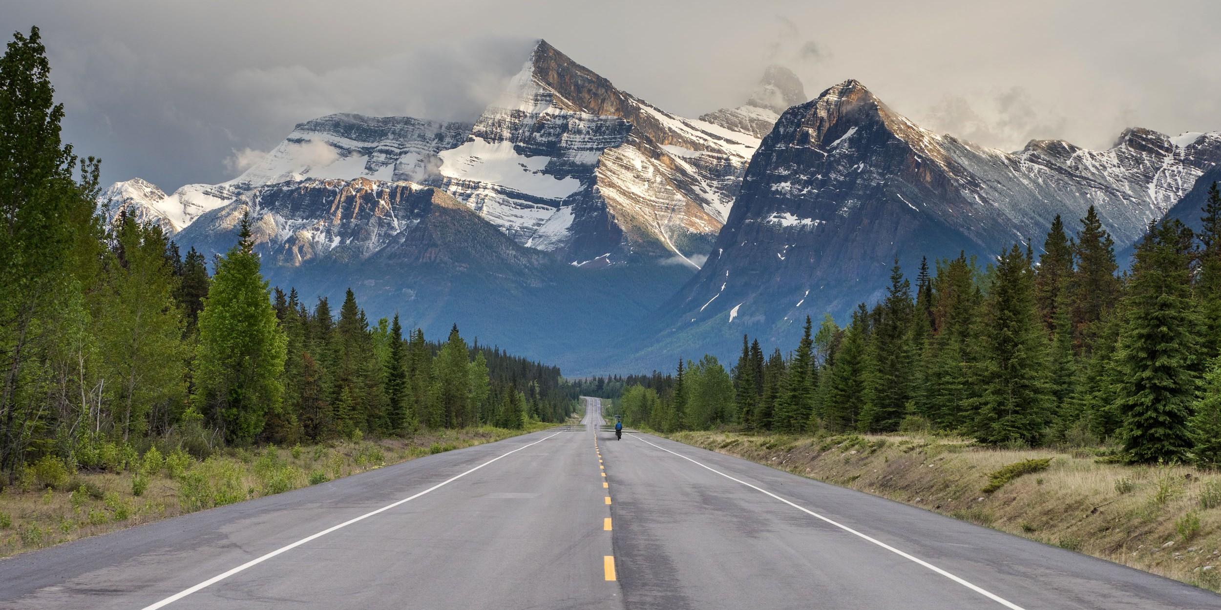 Rocky Mountains Multimediavortrag
