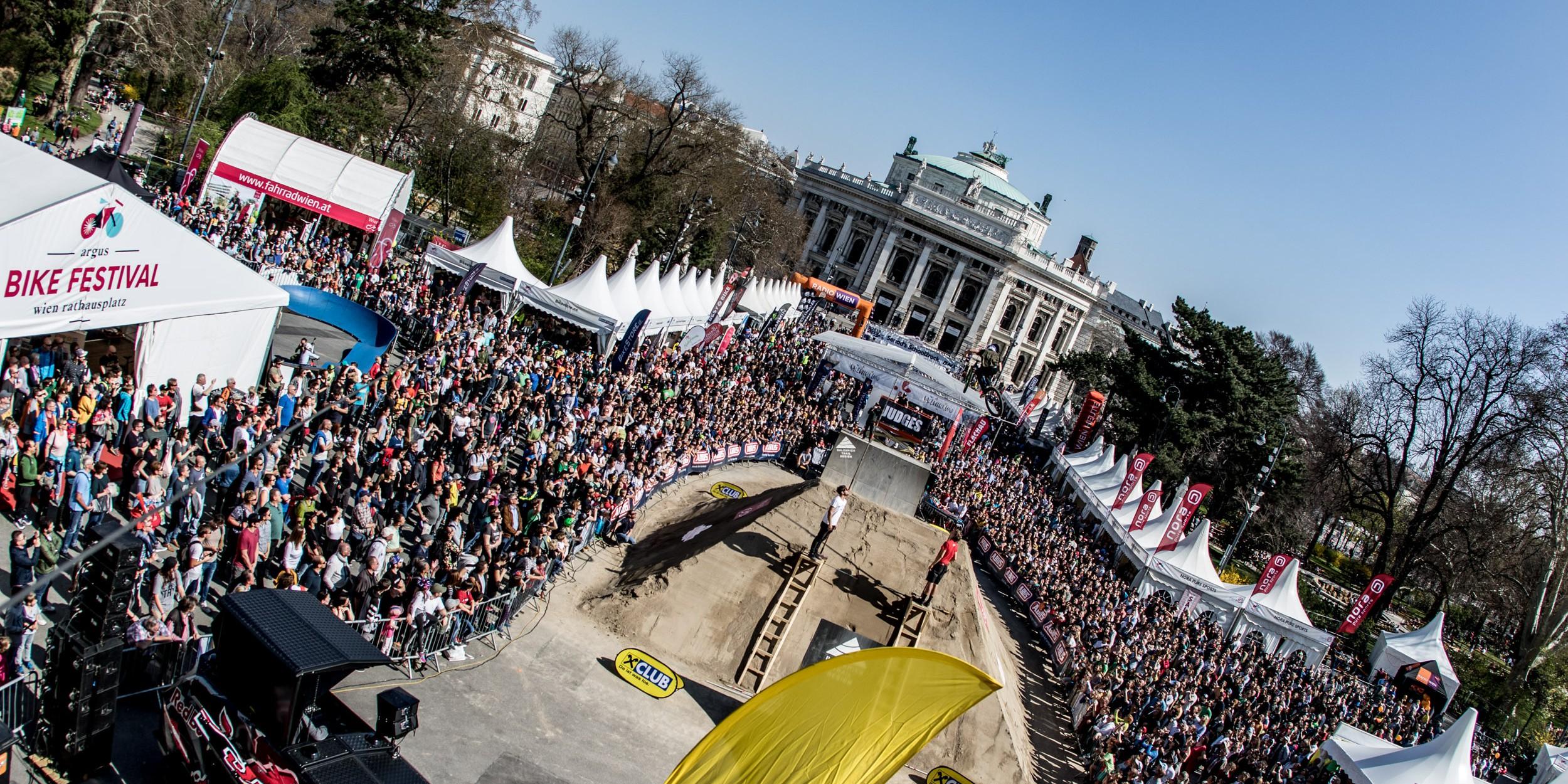 Bildbericht Argus Bike Festival 2019