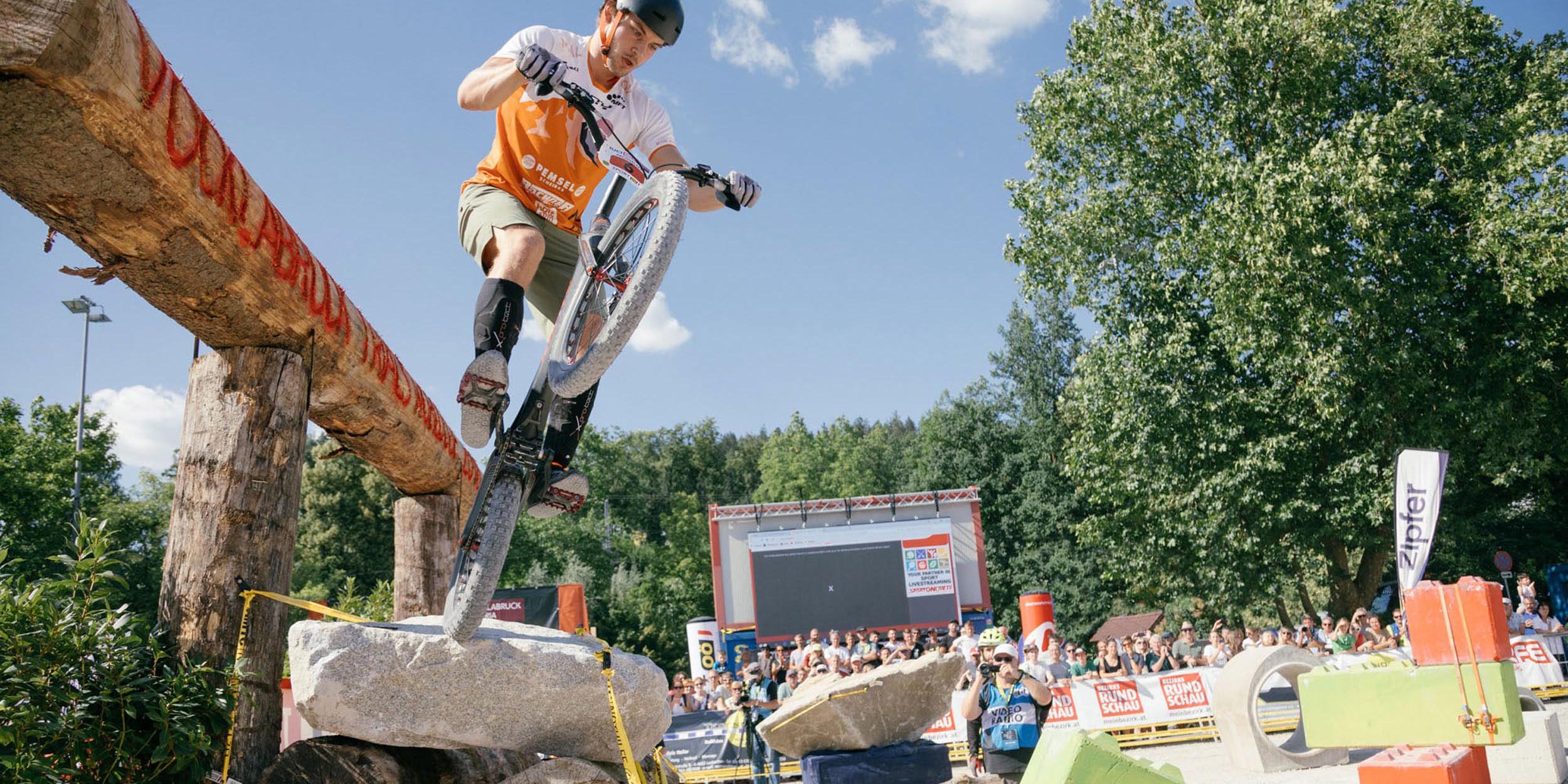 5. Trials Weltcup in Salzburg
