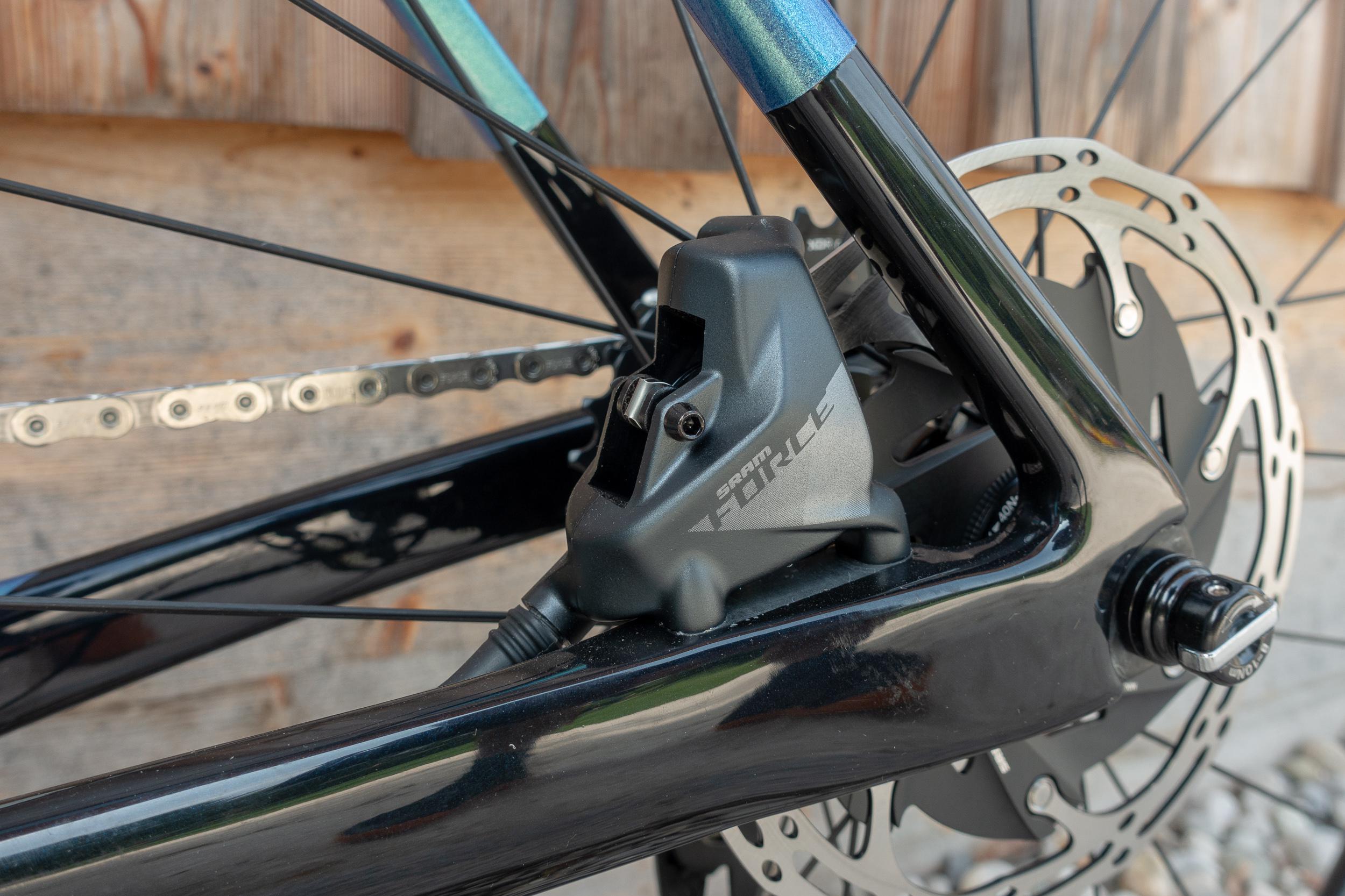 12 mm-Achsen vorne und hinten