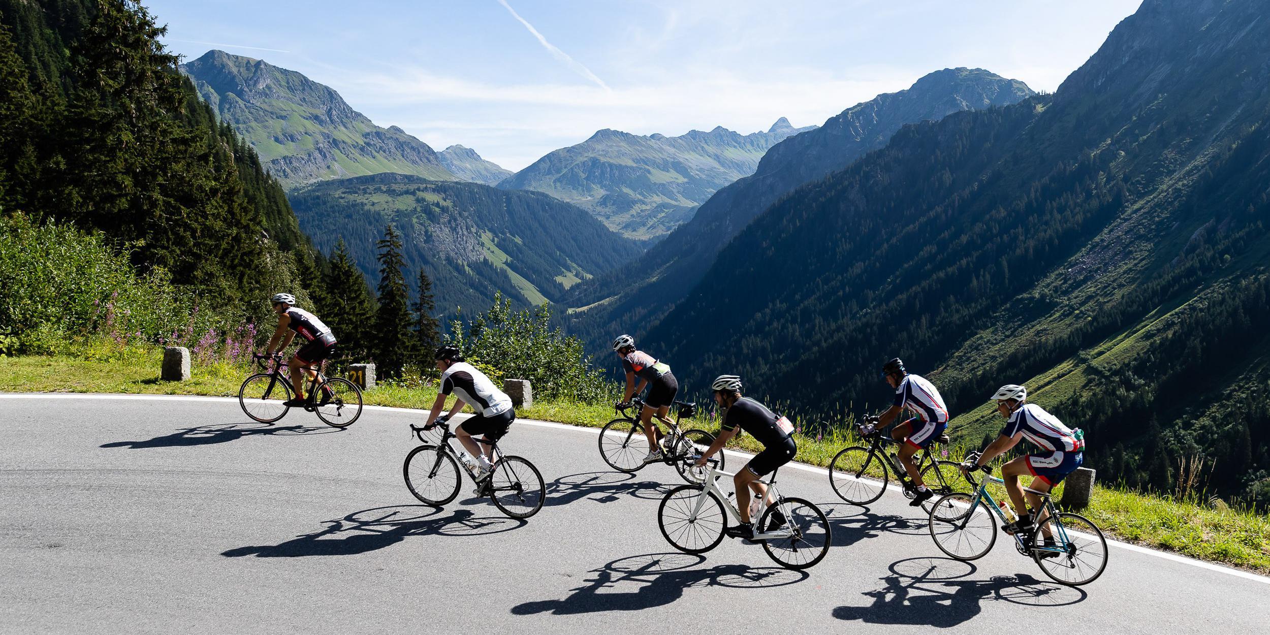 Livestream zum ARLBERG Giro 2019