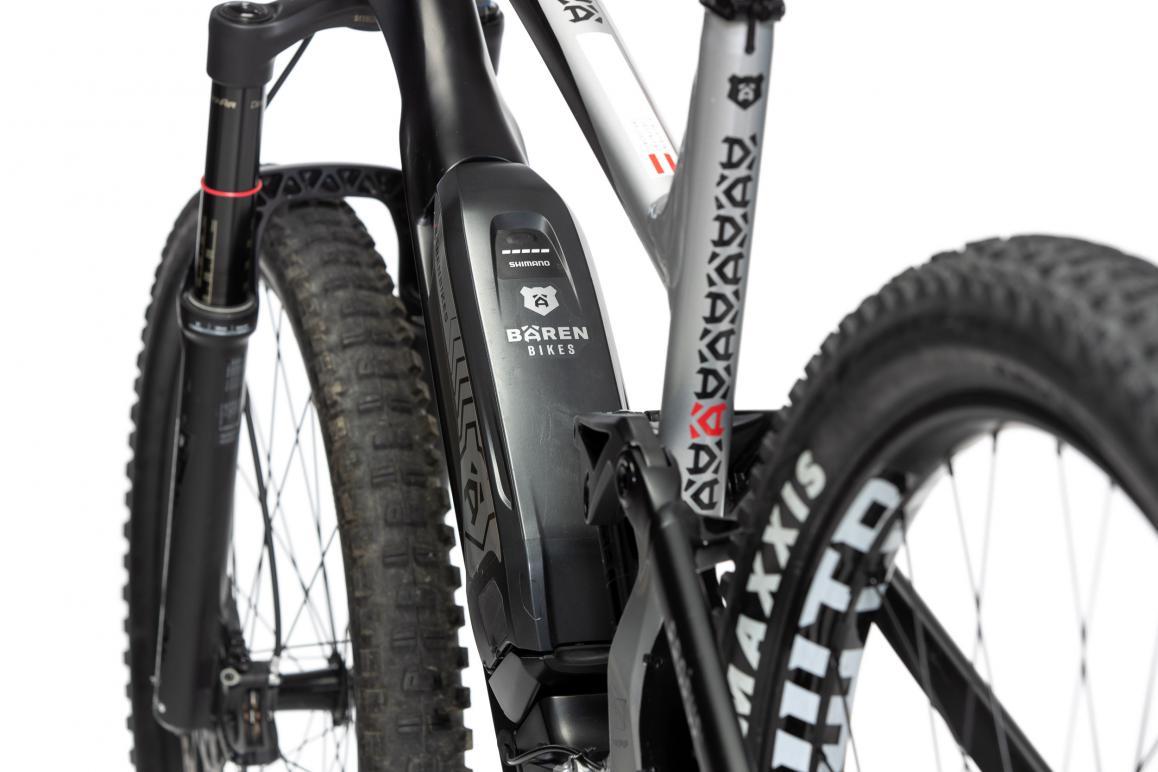 Die Shimano-Steps 8000 Einheit in beiden Bikes ist ein guter Allrounder