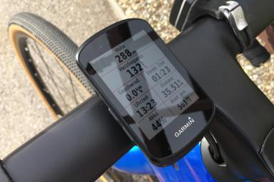 Nach 35 km und knapp 600 Hm mit voller Unterstützung