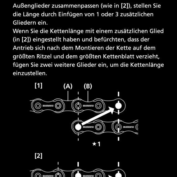 Anleitung Kette