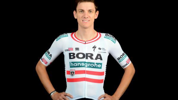 Patrick Konrad: Radsportler des Jahres