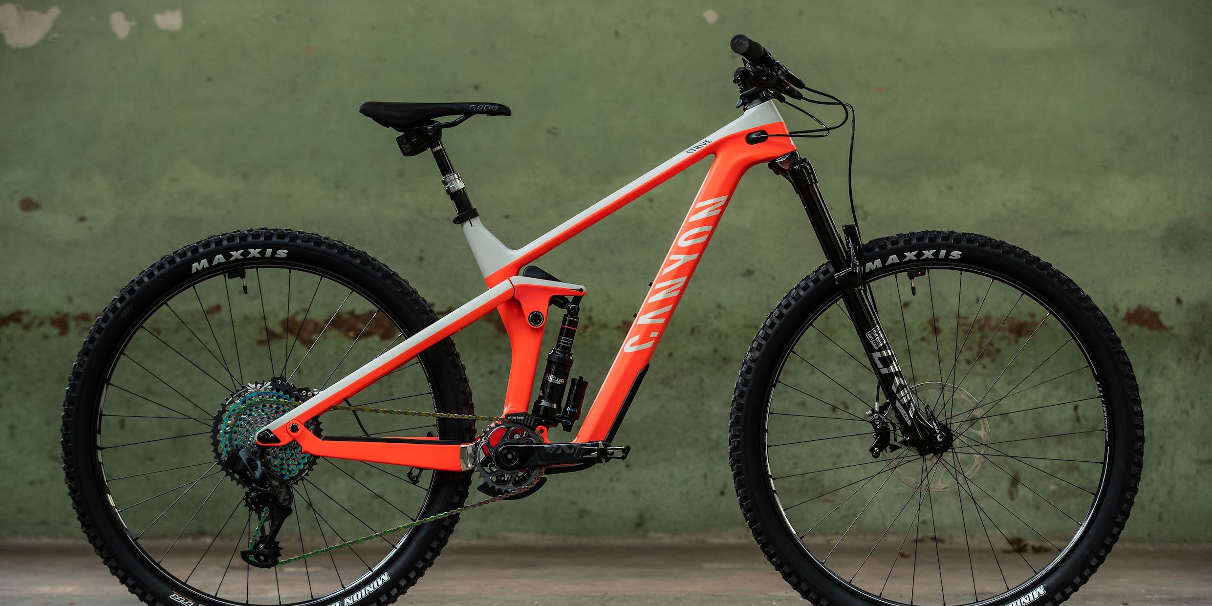 Canyon Strive CFR 2020