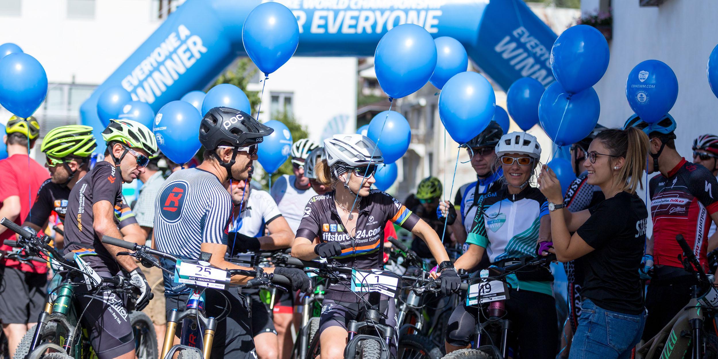 Ischgl lädt zur offenen E-Bike WM