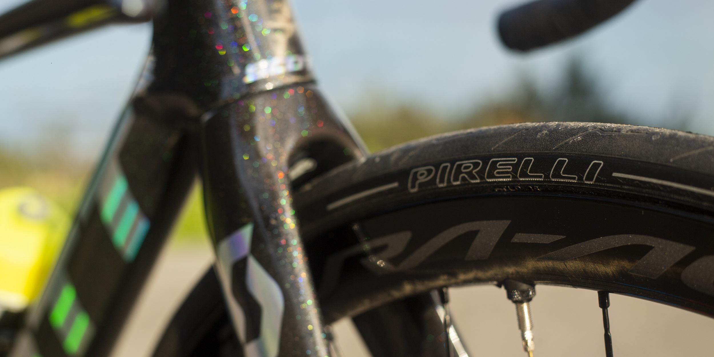 Erste Bilder: Pirelli P Zero Velo Tubeless