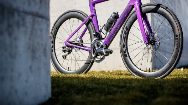 KYZR Carbon-Laufräder