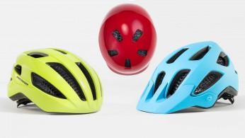 Neue Bontrager WaveCel Helme