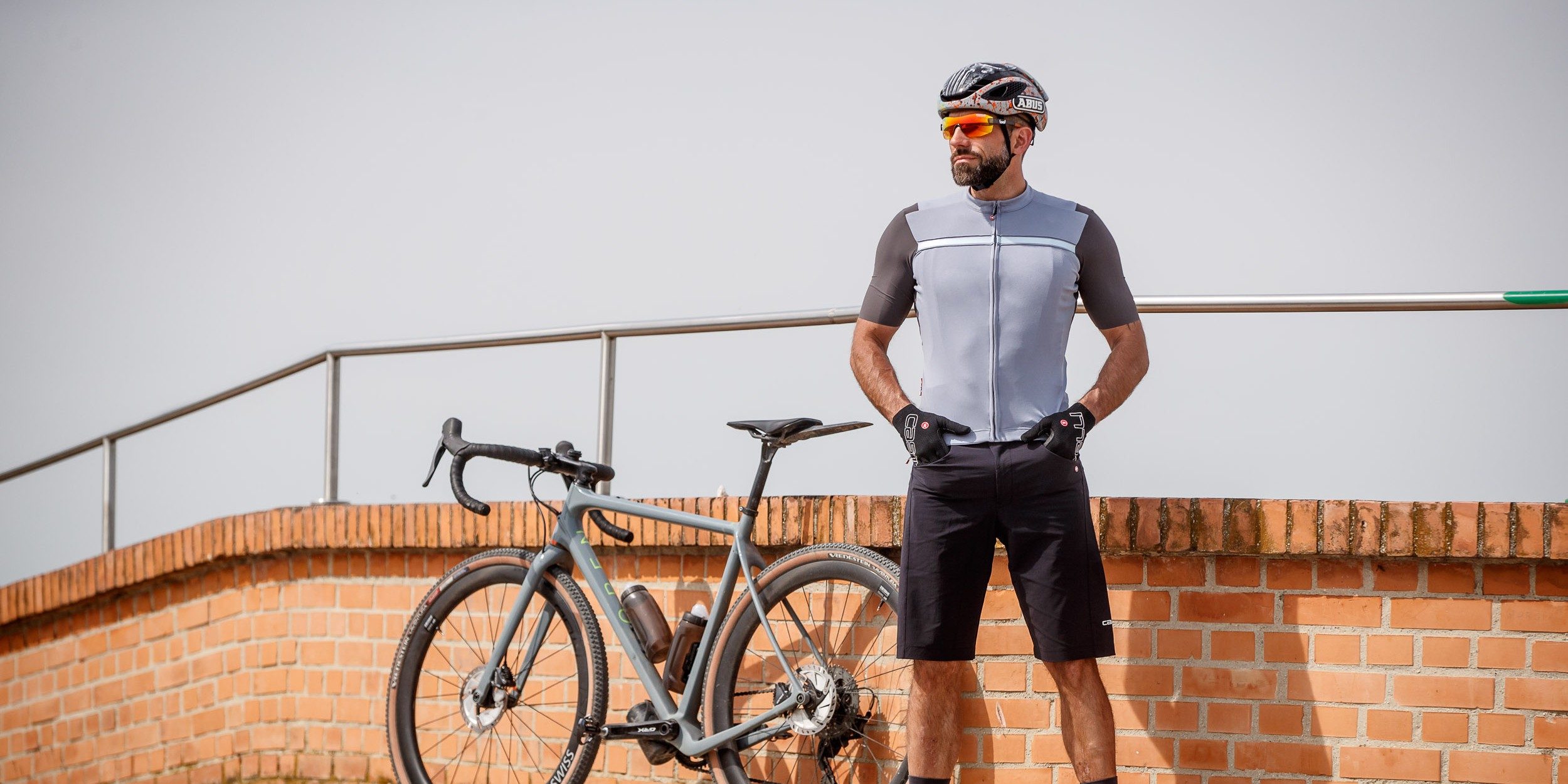 Castelli Unlimited Gravel Wear
