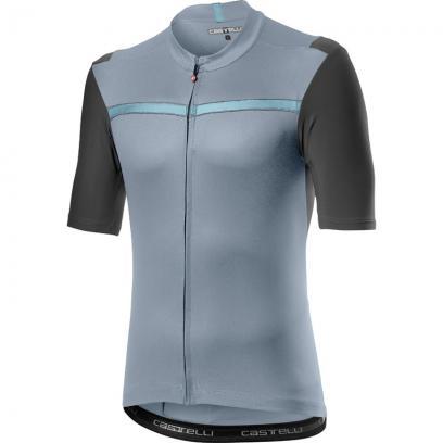 Unlimited Jersey XS-3XL Vortex Grey 18-32°C