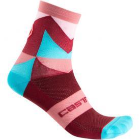 Unlimited W Sock Damen Sangria S/M, L/XL