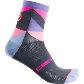 Unlimited W Sock Damen Dark Steel Blue S/M, L/XL